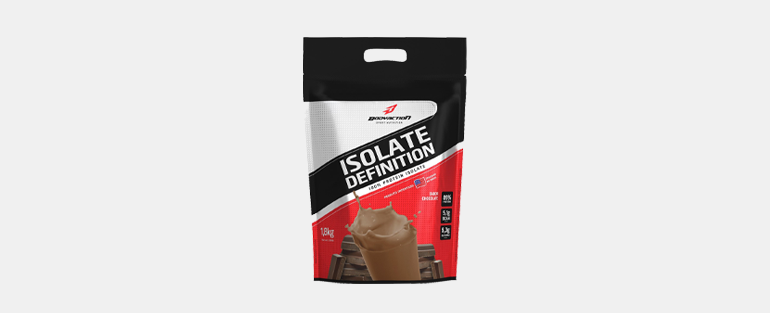 Whey Isolate Definition Isolado Body Action 1,8kg